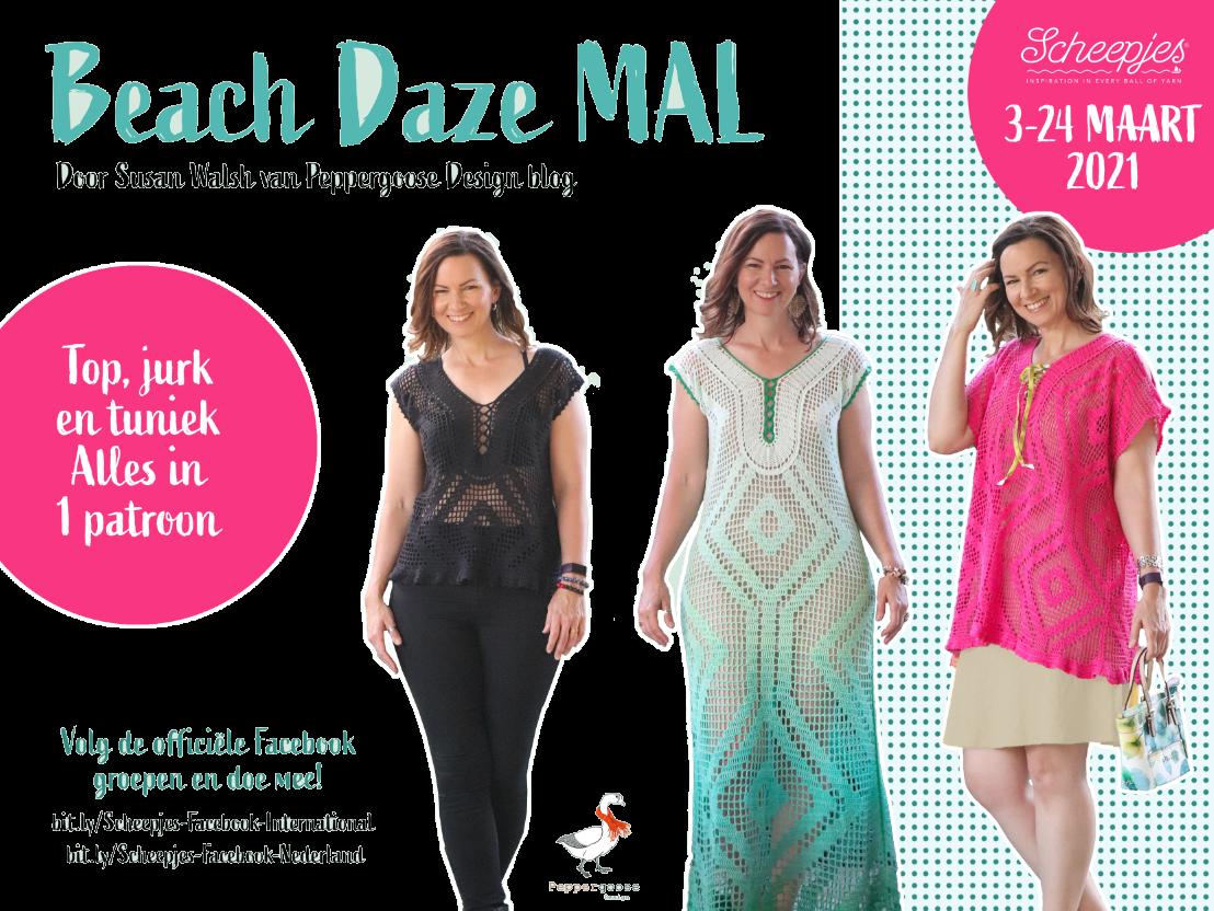 Beach Daze MAL - 3 t/m 24 maart