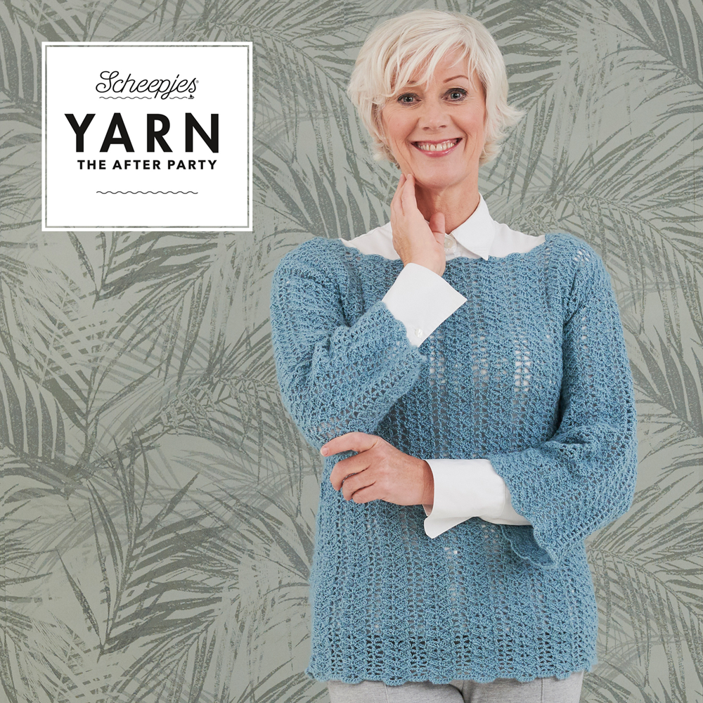 YARN The After Party 40:  Tansy Tunic
