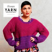YARN The After Party 122 - Cranberry Fizz Jumper