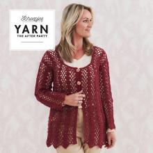 Scheepjes YARN The After Party 90: Sunflare Cardigan