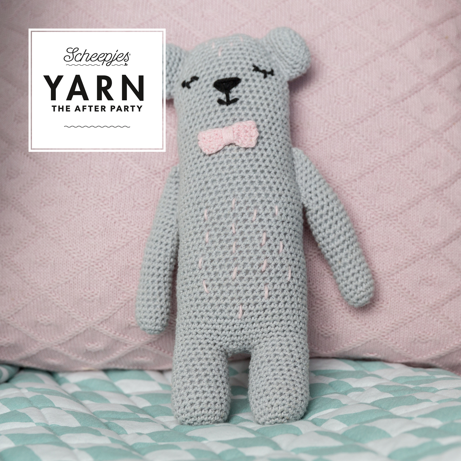 YARN The After Party 37: Woodland Friends Bear