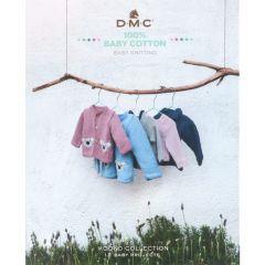 DMC Baby Katoen patroonboek EN-NL-DE - 1st