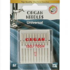 Organ Needles Universeel 10 naalden 90-14 - 20st