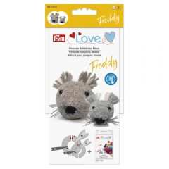 Prym Love pompon sjabloon - 3st