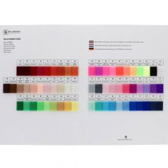 Kleurkaart tule - 1st