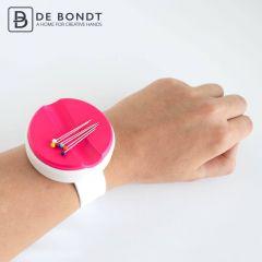 Opry Magnetisch armband speldenkussen - 6st