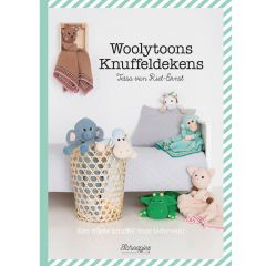 Woolytoons knuffeldekens - Tessa van Riet - 1st
