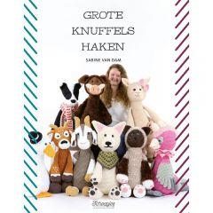 Grote knuffels haken - Sabine van Dam - 1st