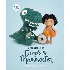 Amigurumi dino's & mammoeten - Joke Vermeiren - 1st