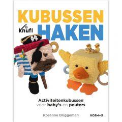 Kubussen haken - Rosanne Briggeman - 1st