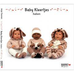 Baby kleertjes haken - Anja Toonen - 1st