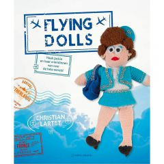 Flying dolls - Christian Lartet - 1st