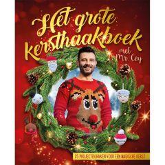 Het grote kersthaakboek met Mr. Cey - Mr. Cey - 1st