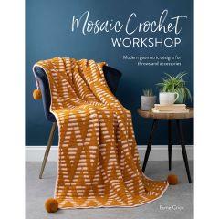 Mosaic Crochet Workshop UK - Esme Crick - 1st