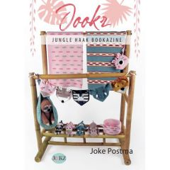 Jookz jungle haak bookazine - Joke Postma - 1st