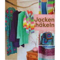 Jacken häkeln - Saskia Laan - 1st