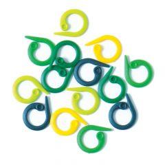 KnitPro Stekenmarkeerders splitring - 3x30st