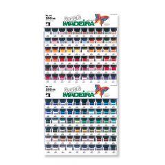 Madeira Display Rayon nr.40 120x5x200m - 1st
