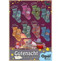 Opal Gutenachtgeschichten assortiment 5x100g - 8 kl. - 1st