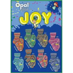 Opal Joy assortiment 5x100g - 8 kleuren - 1st