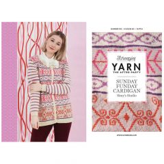 YARN The After Party nr.102 Sunday Funday Cardigan - 20st