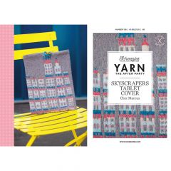 YARN The After Party nr.126 Skyscrapers Tablet Cvr - 20st