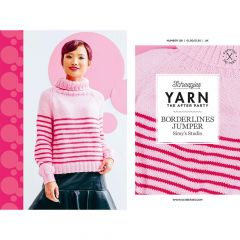 YARN The After Party nr.128 Borderlines Jumper - 20st
