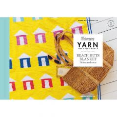 YARN The After Party nr.135 Beach Huts Blanket - 20st