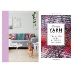 YARN The After Party nr.47 Diamond Sofa Runner - 20st