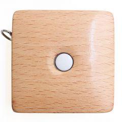 KnitPro Rolcentimeter beukenhout - 3st