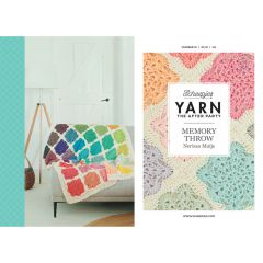 YARN The After Party nr.81 Memory Throw - 20st