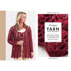 YARN The After Party nr.90 Sunflare Cardigan - 20st