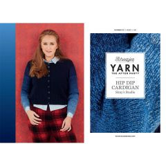 YARN The After Party nr.93 Hip Dip Cardigan - 20st
