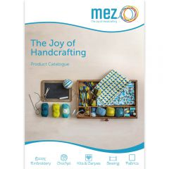 MEZ Product catalogus 2020 - The Joy of Handcrafting  - 1st