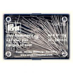 Prym Spelden staal nr.6 0,60x30mm zilverkleurig - 10st  H