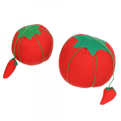 Speldenkussen tomaat - 10st