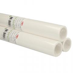 Patroonpapier blanco rol - 10m - 40st