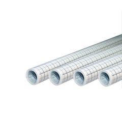 Patroonpapier ruit 0,8x15m - rol - 20st