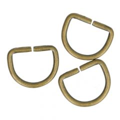 D-Ringen 15mm - 50st
