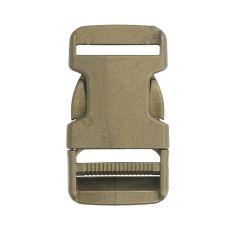 Turbo-sluiting 3cm brons metallic - 10st