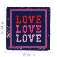 HKM Applicatie love love love - 5st