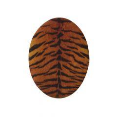 Opry Kniestukken opstrijkbaar dierenprint - 5st