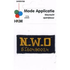 Applicatie N.W.O. - 5st