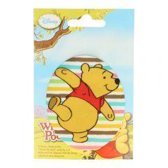 HKM Kniestukken opstrijkbaar Winnie de Poo - 10st