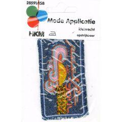 Applicatie Pacific jeans - 5st