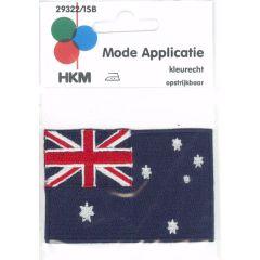Applicatie Vlag Australië - 5st