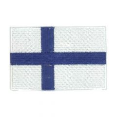 Applicatie Vlag Finland - 5st