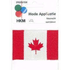 Applicatie Vlag Canada - 5st