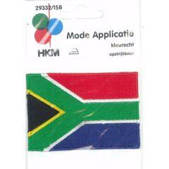 Applicatie Vlag Zuid-Afrika - 5st