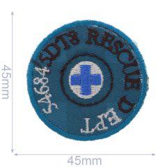 HKM Applicatie rescue 45x45mm - 5st